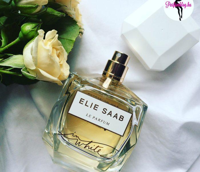 Elie Saab Le Parfum In White – parfümkritika