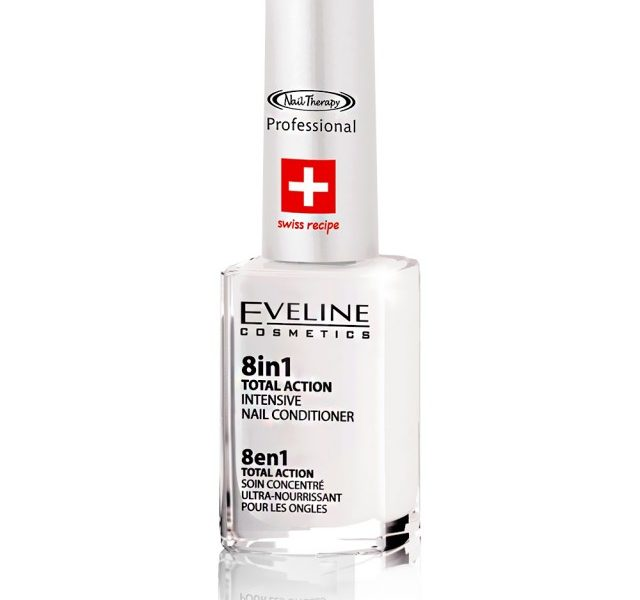 Beauty-percek: Eveline Nail Therapy 8in1