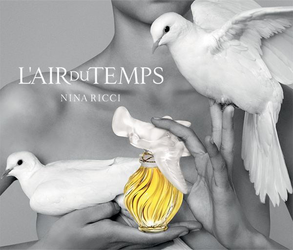 Klasszikusok: Nina Ricci L'Air du Temps