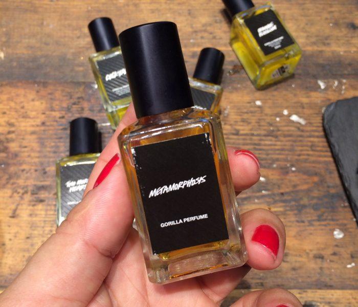 Lush parfümök, online exkluzív széria II. rész