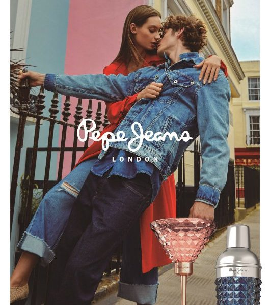 Pepe Jeans London – parfümújdonság