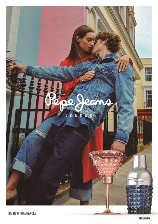 Pepe Jeans London – parfümújdonság 063ae88c34