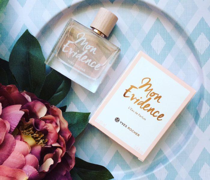 Yves Rocher Mon Evidence – parfümkritika