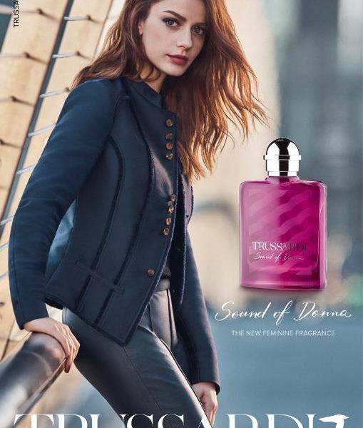 Trussardi Sound of Donna – parfümújdonság