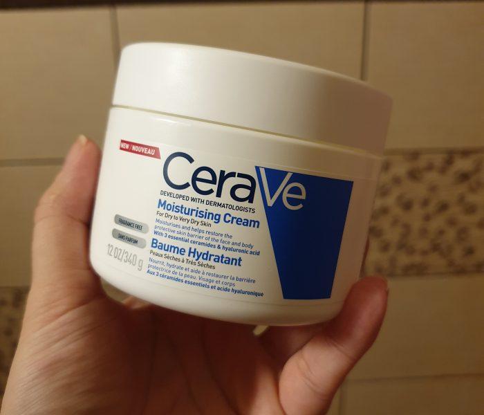 Beauty-percek: CeraVe hidratáló