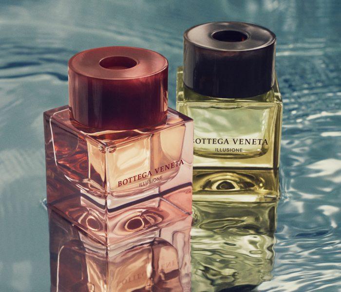 Bottega Veneta Illusione parfümpáros – újdonság
