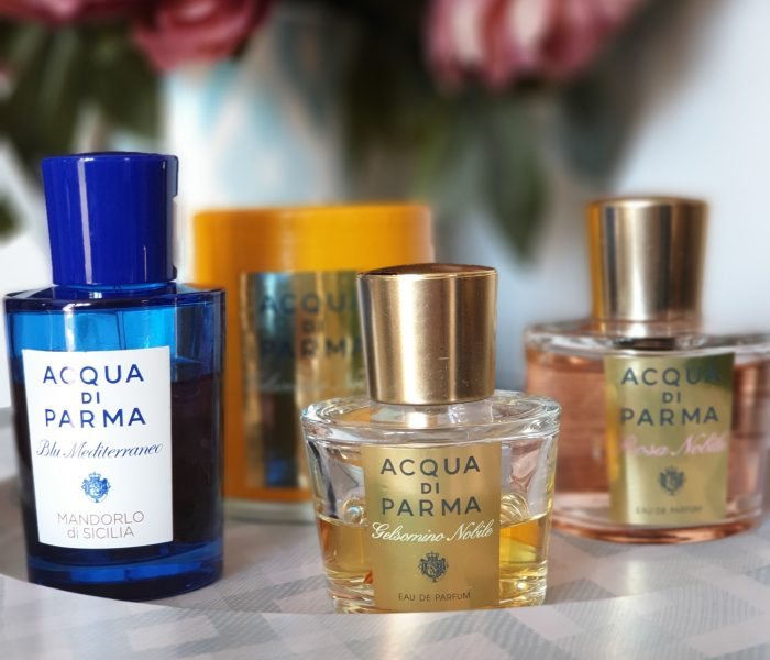 Mutasd be a parfümgardróbodat! – Acqua di Parma