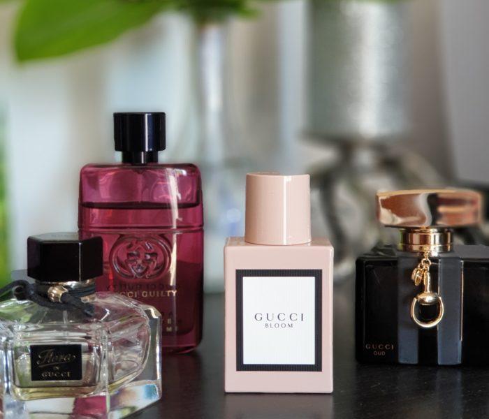 Mutasd be a parfümgardróbodat: Gucci parfümjeim