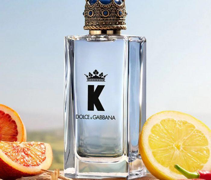 K by Dolce & Gabbana – parfümújdonság