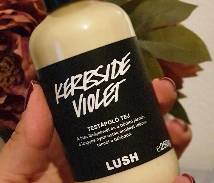 Beauty-percek: exkluzív Lush testápolók