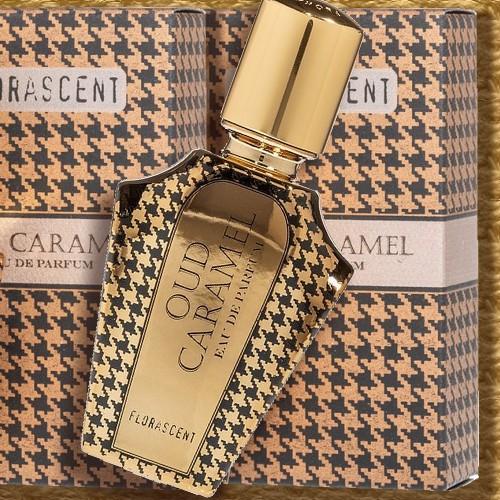 Frorascent Petit Oud Caramel – parfümkritika