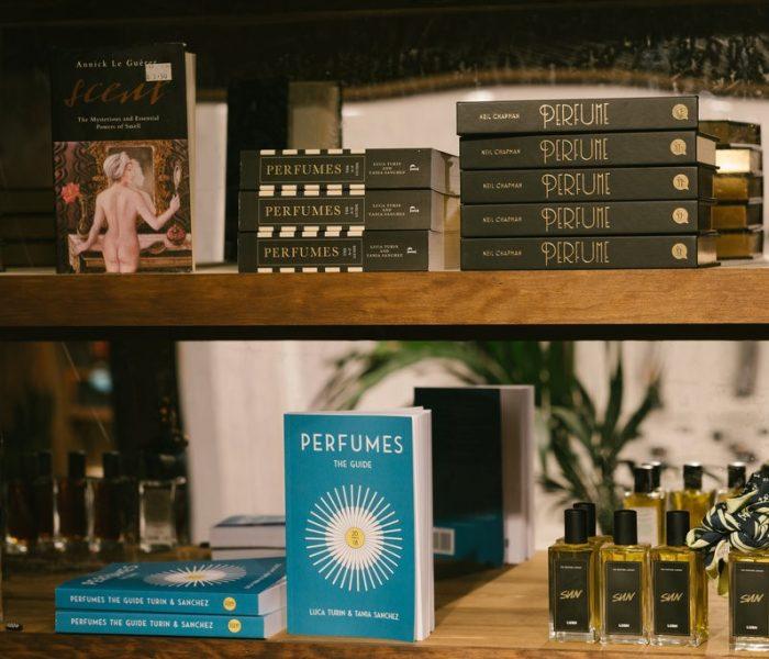 A Lush megnyitja a világ első Illatkönyvtárát