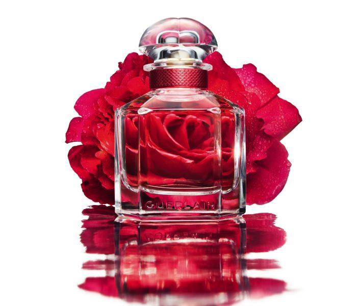 Guerlain Mon Guerlain Bloom of Rose Eau de Parfum – parfümújdonság