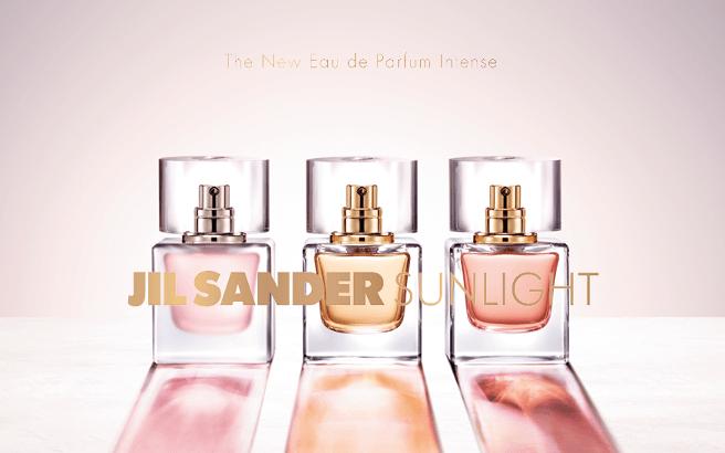 Jil Sander Sunlight Intense – parfümújdonság