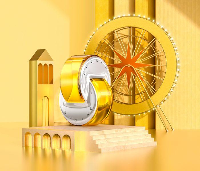 Bvlgari Omnia Golden Citrine – parfümújdonság