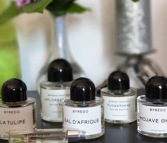 Mutasd be a parfümgardróbodat! – Byredo parfümök