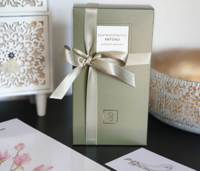 Puredistance Antonia – parfümkritika