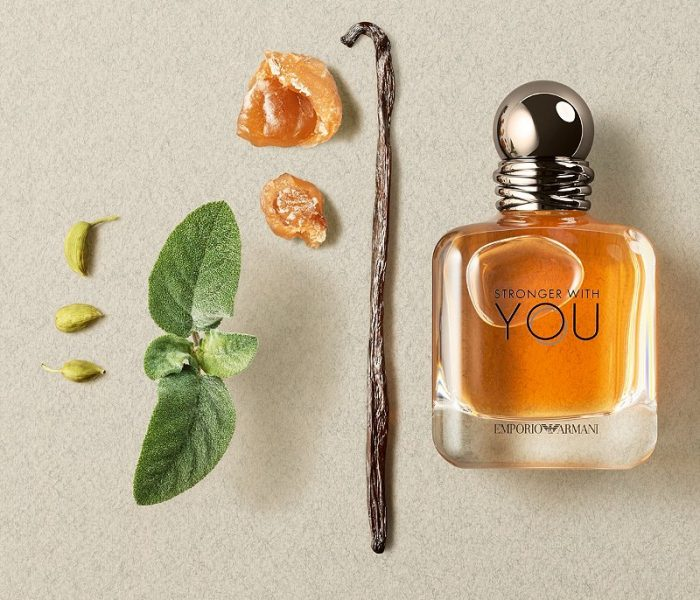 Armani Emporio Stronger With You Freeze – parfümújdonság