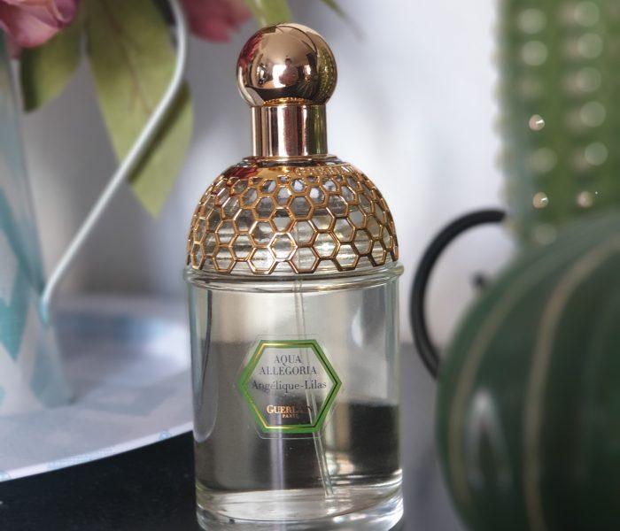 Guerlain Aqua Allegoria Angelique Lilas – parfümkritika