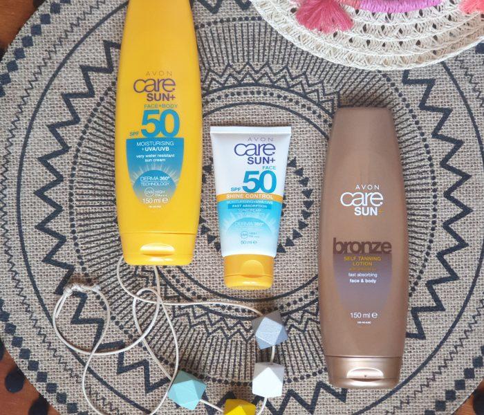Beauty-percek: Avon Care Sun+ újdonságok