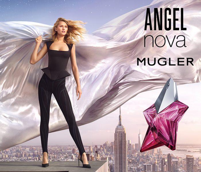 Mugler Angel Nova – parfümújdonság