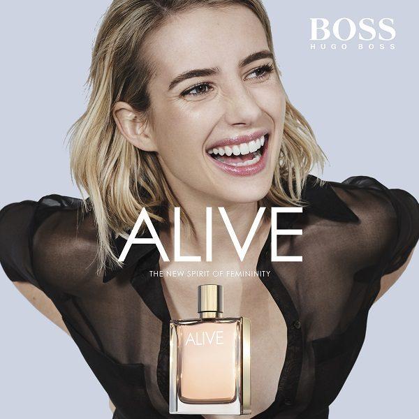 Hugo Boss Boss Alive – parfümújdonság