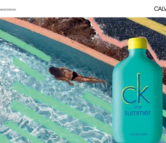 Calvin Klein CK One Summer 2020 – parfümújdonság
