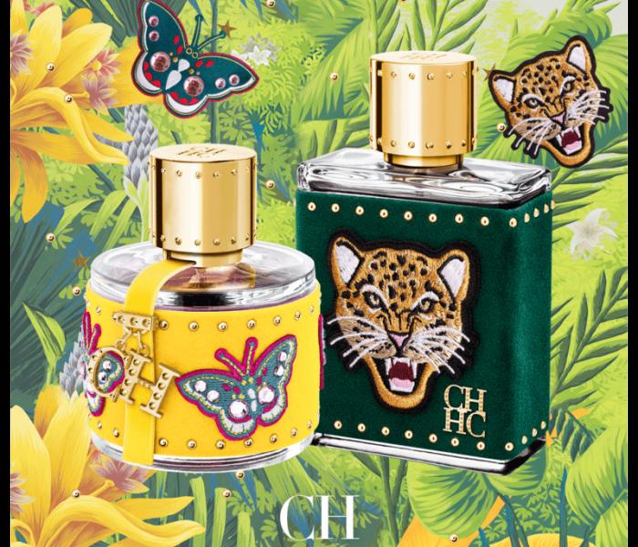 Carolina Herrera CH Beauties & Beasts – parfümújdonság