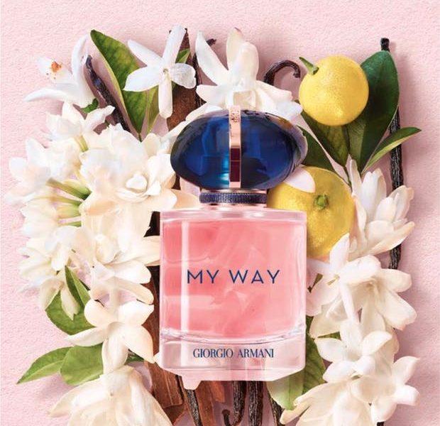 Parfümújdonság – Giorgio Armani My Way