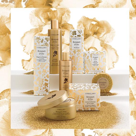 L'Erbolario Bouquet d'Oro – parfümújdonság
