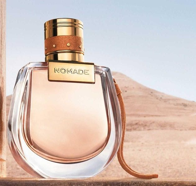 Chloe Nomade Absolu de Parfum – parfümújdonság