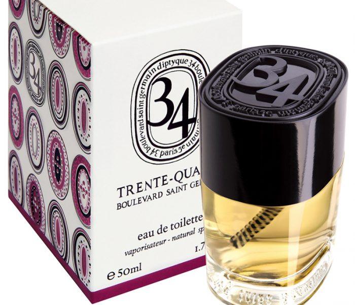 Diptyque 34 Boulevard Saint Germain – parfümkritika
