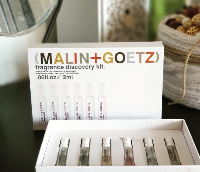 Malin & Goetz parfümválogatás