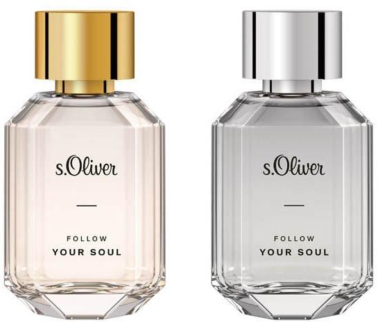 s.Oliver parfümpárosok Valentin-napra