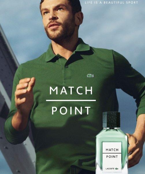 Lacoste Match Point – parfümújdonság
