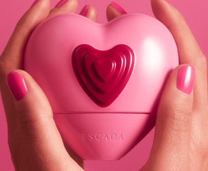 Escada Candy Love – parfümújdonság