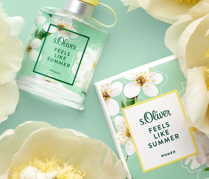 s.Oliver Feels Like Summer 2021 – parfümújdonság