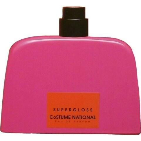 Costume National Supergloss – parfümújdonság