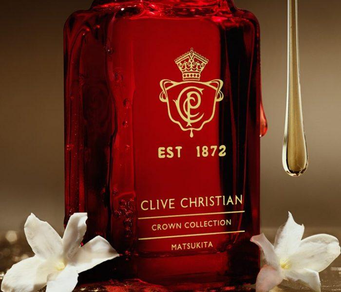 Clive Christian Matsukita – parfümújdonság