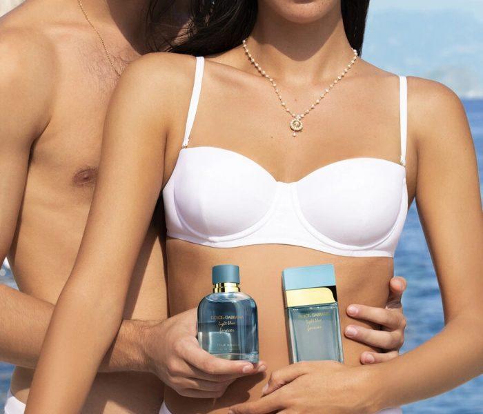 Dolce & Gabbana Light Blue Forever – parfümújdonság