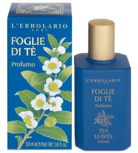 L'Erbolario Foglie di Té (Tealevelek) – parfümkritika