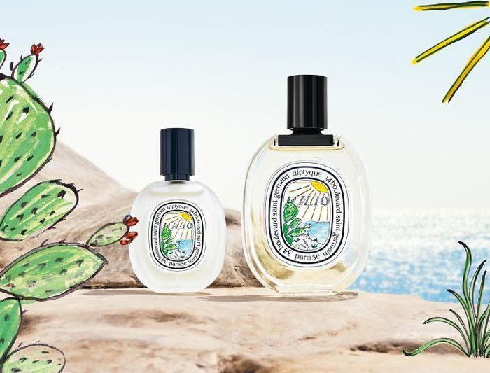 Diptyque Ilio – parfümújdonság