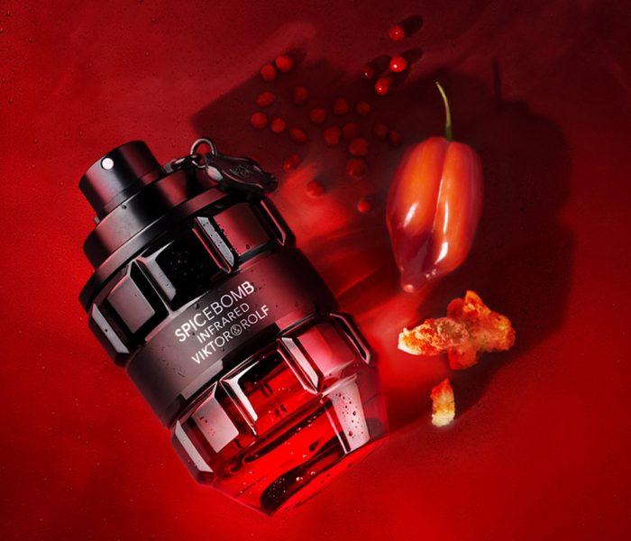Viktor & Rolf Spicebomb Infrared – parfümújdonság