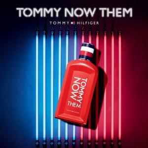 Tommy Hilfiger Tommy Now Them – parfümújdonság