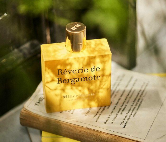 Miller Harris Reverie de Bergamote – parfümújdonság