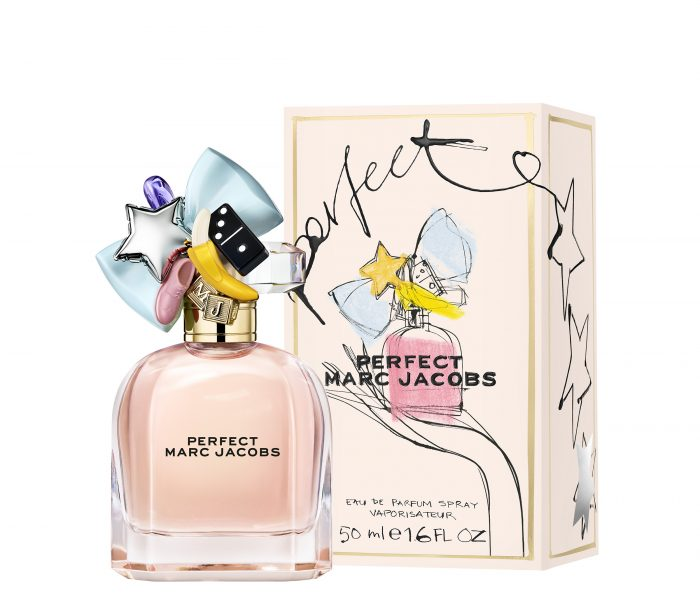 Marc Jacobs Perfect – parfümújdonság