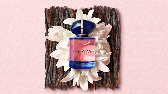 Giorgio Armani My Way Intense – parfümújdonság