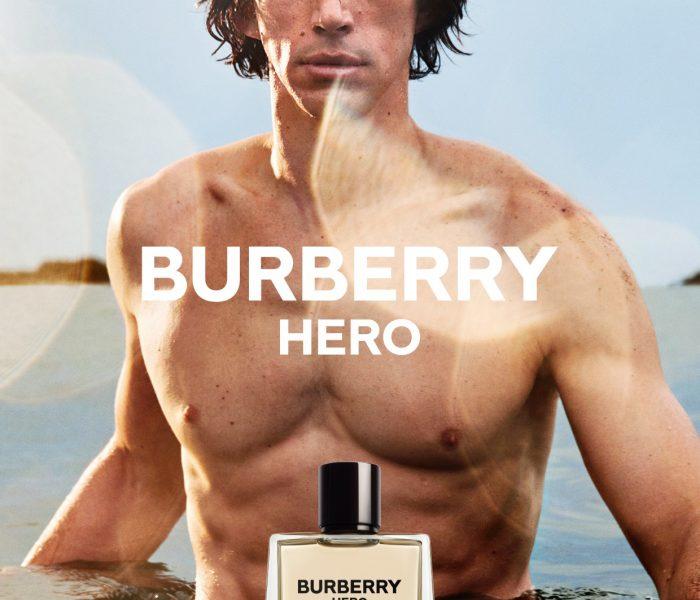 Burberry Hero – parfümújdonság