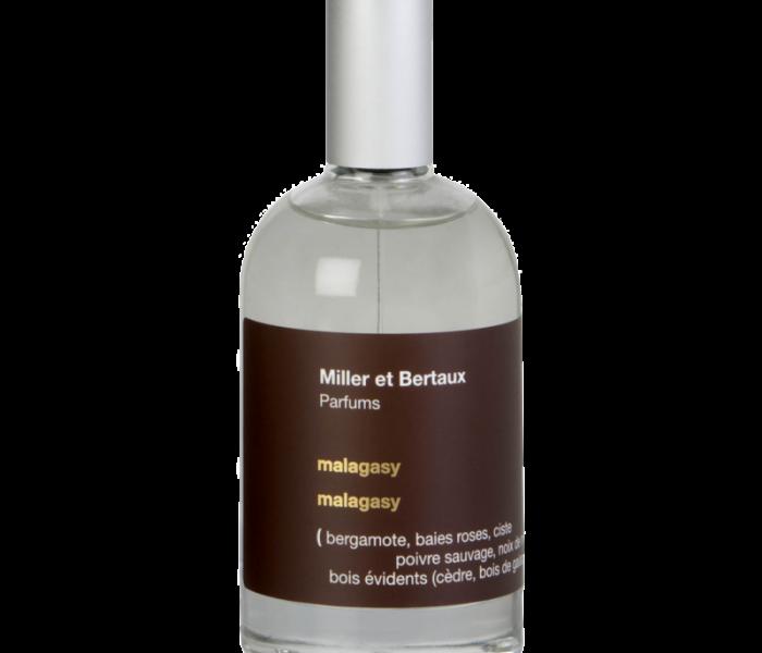 Miller et Bertaux Malagasy – parfümújdonság