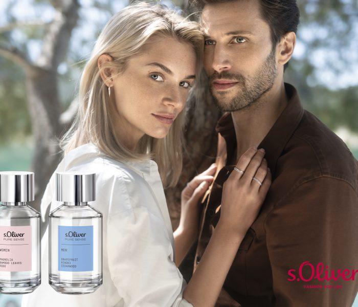 s.Oliver Pure Sense – parfümújdonság